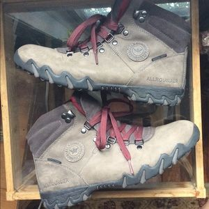 EUC Allrounder by Mephisto Waterproof Hiking Boots